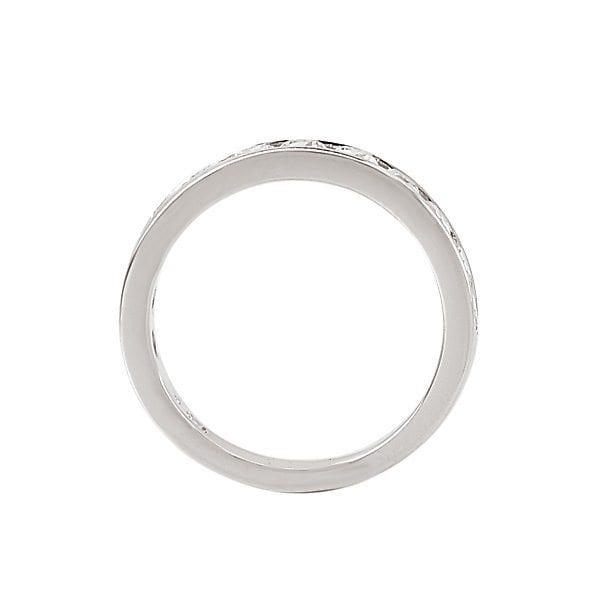 Matching Wedding Band, 14kt gold, Stones: Diamond - White