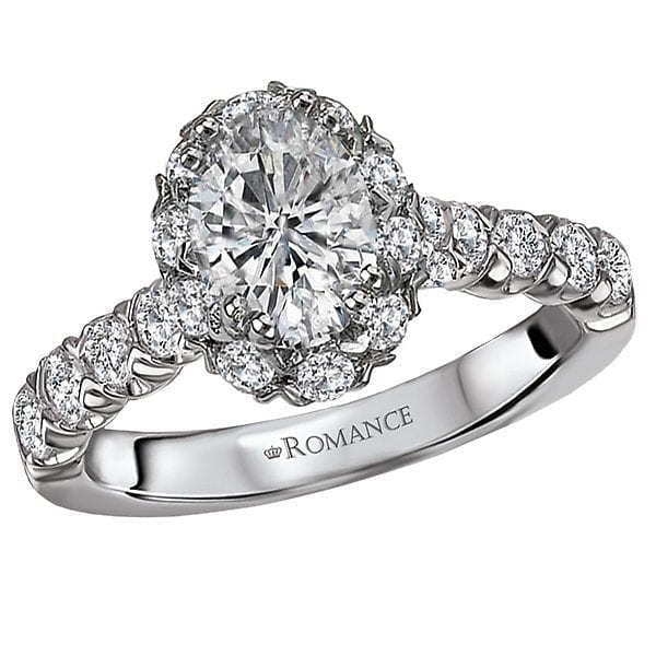f2462e933 Halo Semi-Mount Diamond Ring | CDI Diamonds & Jewelry - Columbus, OH