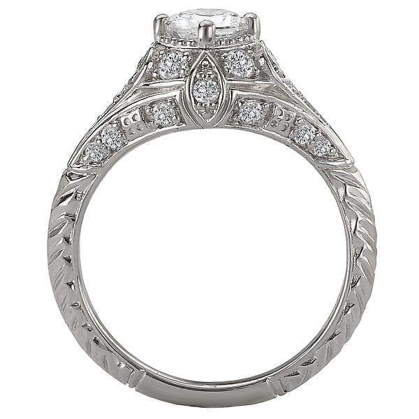 Classic Semi-Mount Ring