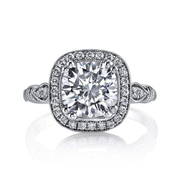 14664 Diamond Engagement Ring 0.24 Ctw.