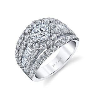 25625 Diamond Engagement Ring 2.27 Ctw.