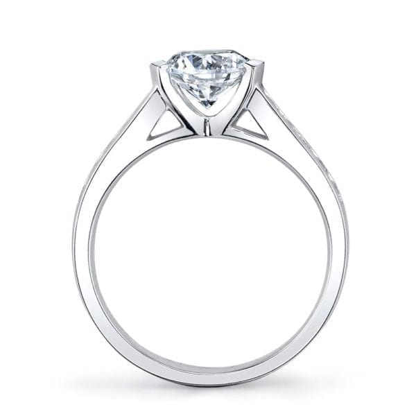 25726 Diamond Engagement Ring, 0.29 Ctw.