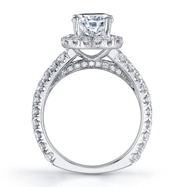 26356 Diamond Engagement Ring 1.70 Ctw.