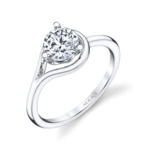 26519 Solitaire Engagement Ring