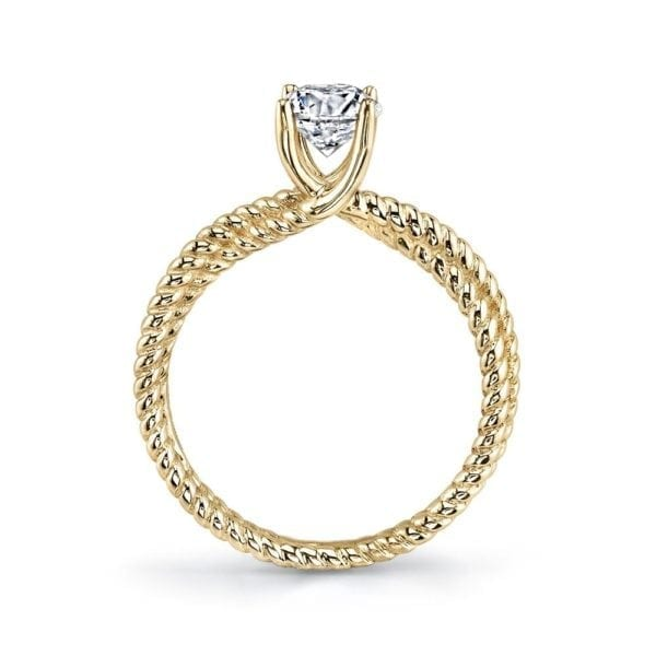 26521 Solitaire Engagement Ring