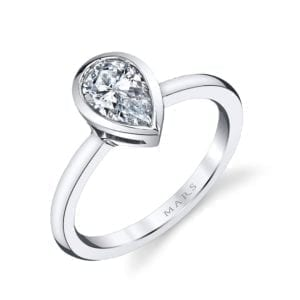 26704 Solitaire Engagement Ring