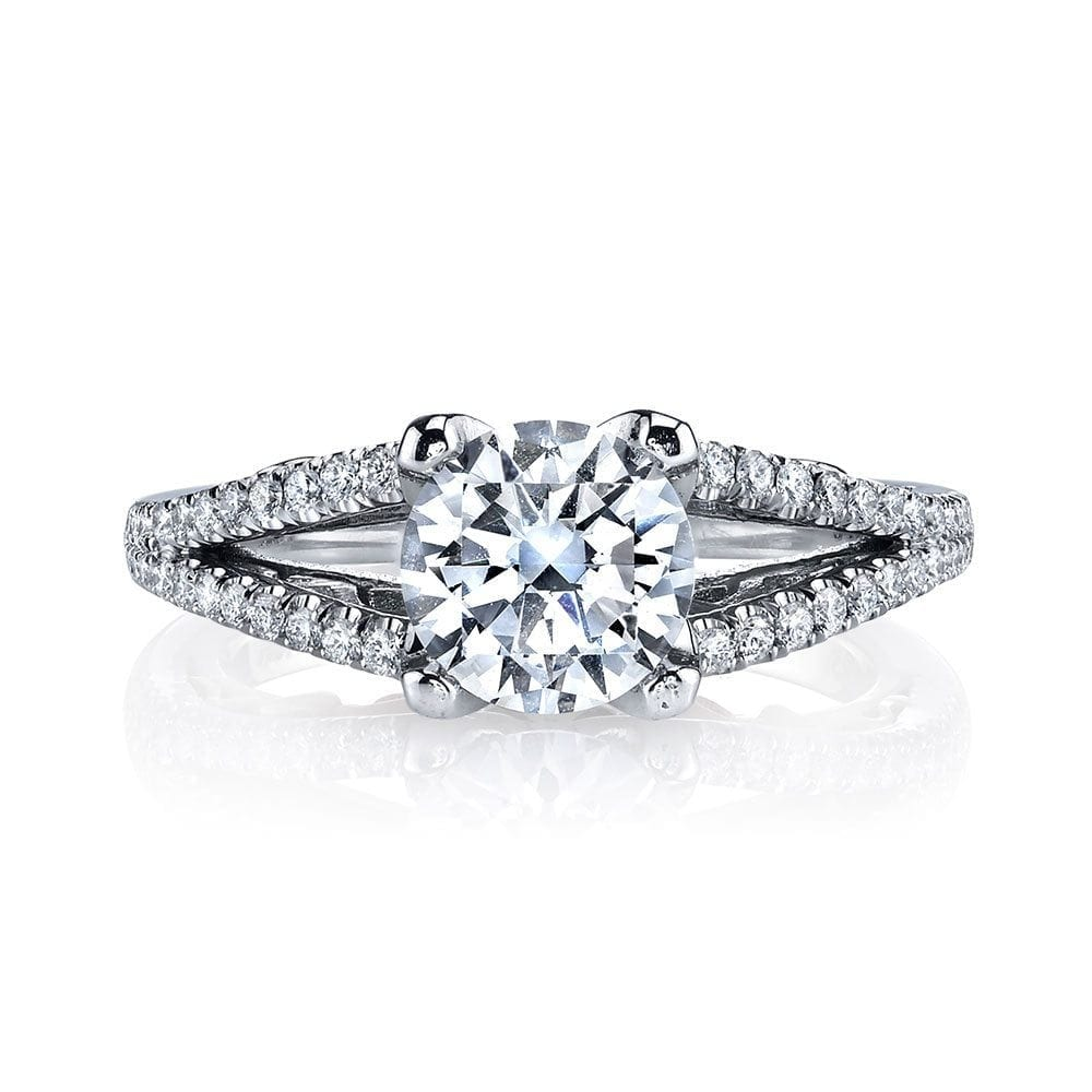 be1e3b03b R293 Diamond Engagement Ring, 0.35 Ctw. | CDI Diamonds & Jewelry ...