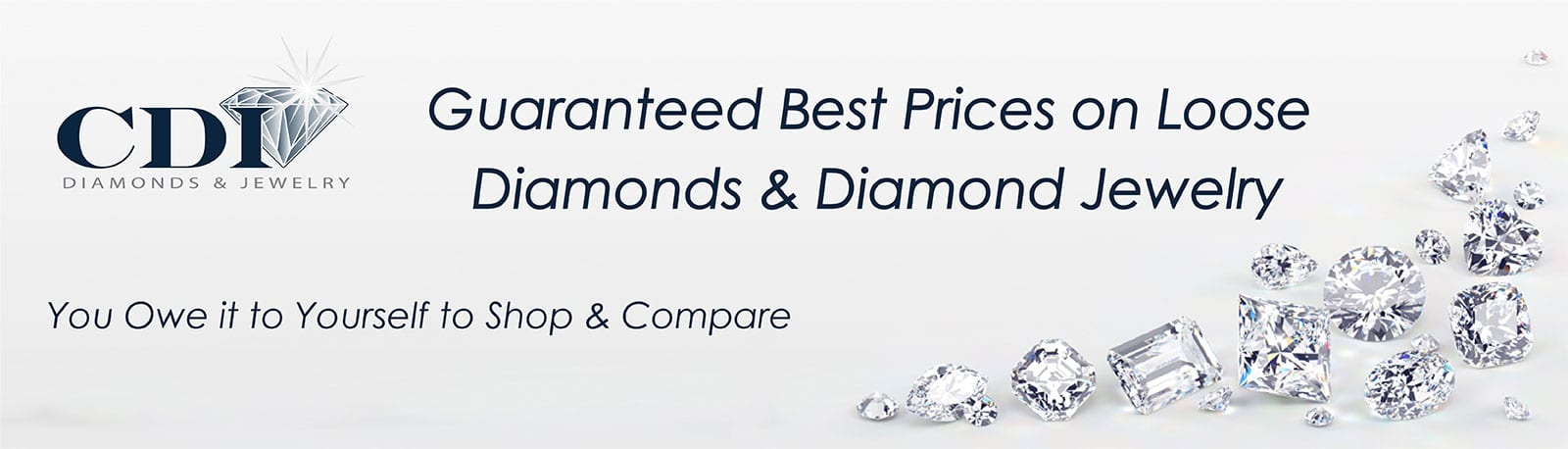 Guaranteed Best Prices on Loose Diamonds & Diamond Jewelry